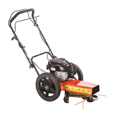 WHEELED TRIMMER - 163cc B&S Self-Propel